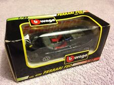 Burago No. 4135 Ferrari F50 Open Top / Convertible - Boxed - Scale 1:43