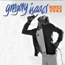 GREGORY ISAACS - ROXY THEATRE 1982  CD NEW+