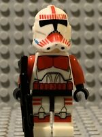 lego star wars shock trooper - clone trooper Custom Minifigure - US seller