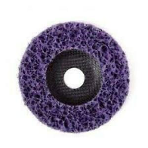 3M™ Scotch-Brite™ Clean and Strip Disc Pro XT-DC 125mm x 22mm Grinder Purple