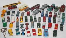Job Lot of  55 Die Cast Models   Matchbox  Dinky, Corgi, PL-1258