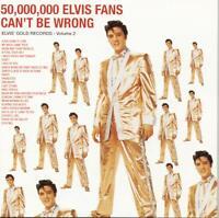 *NEW* CD Album Elvis Presley - Golden Records Vol 2 (Mini LP Style Card Case)