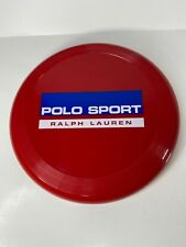 Ralph Lauren Polo Sport Frisbee Flying Disc Pluto Platter Unused