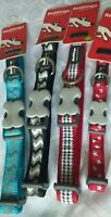 RED DINGO DOG COLLAR ADJUSTABLE CHOICE OF COLOUR AND SIZE SALE PRICE