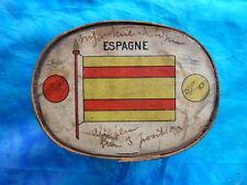 HEINRICHSEN - Plats d'étain - Zinnfiguren - Infanterie de ligne espagnole au feu