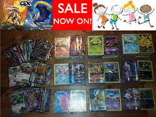 50x POKEMON CARDS Bulk Lot ULTRA RARE GX / EX / MegaGX +6 Rev Holo/Rare Value!!!