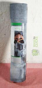 Gaiam Tie Dye Yoga Mat - Gray (6mm)