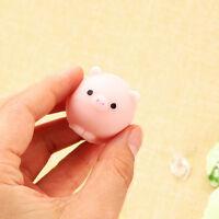 Mochi Cute Pig Ball Squishy Squeeze Healing Relieve Anxiety Decor Fun Toy Gift