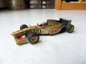 Jordan Peugeot 196 Rubens Barrichello #11 1996 MINICHAMPS 1/43 F1 Fórmula 1