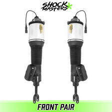 Front Pair Air Suspension Struts For Bentley Continental 2003-2012 - OEM Reman