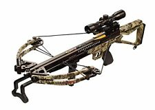 New Carbon Express Covert CX-3 SL+ 4X32 Lighted Scope Crossbow Pkg 20254