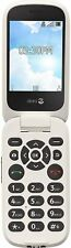 Doro (7050TL) Flip Easy-to-Use Cell Phone for Seniors by Tracfone...