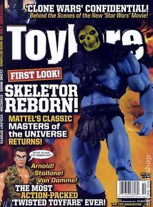 Toyfare Toy Magazine Issue #134 (OCT 2008)