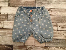 Jeans Spotted NEXT Trousers & Shorts (0-24 Months) for Girls