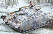 The Collectors Showcase Ww2 German Winter Cs00832 Pz. Kfpw Iv J Tank Set Mib