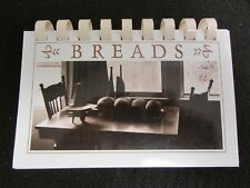 BREADS Cookbook by Miriam Canter Fabulous Breads & More 1989 Spiral PB RE179A