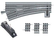 O Lionel 6-81951 FasTrack O60 Remote/Command Control LH Switch