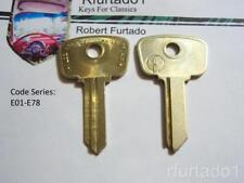 Key Blank for Vintage Alfa Romeo - Fiat 1955 to 1969 (See Code Series) R63SP