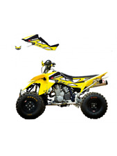 New Graphic Sticker Kit Suzuki LTZ 400 03 04 05 06 07 08 09 10 Quad ATV YELLOW
