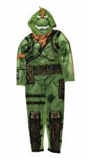Fortnite Union Suit Costume Rex Unisex Adult XS