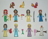 Lego ® Minifigure Figurine Personnage Disney Princesse Choose Minifig NEW