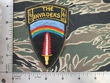 New listing Patch , The Invaders , Europe , Us Army Europe Command , sold as is
