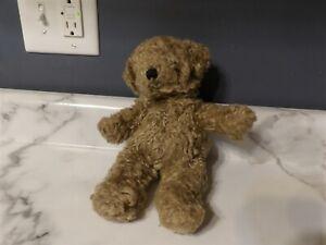 "VHTF 10"" Vintage 1995 Ganz LIL JESS Plush Brown BEAR #CH1409 (*g15)"