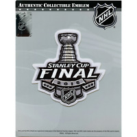 2015 NHL Stanley Cup Final Jersey Patch Chicago Blackhawks Tampa Bay Lightning