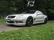Mercedes R230 SL55 AMG Prefacelift Add God Hand Carbon Fiber Front Lip Spoiler