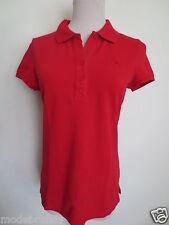 MAGLIA POLO WOMAN Esprit Polo Camicia Polo S ca 36 2 pezzi Rosso Blu Scuro/p1