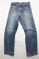 Levi's engineered 651 boyfriend jeans usato (Cod.J419) Tg.42 W28 L34