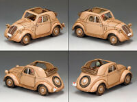"""IF023 Fiat Model 500A """"Topolino"""" LE250 by King and Country"""
