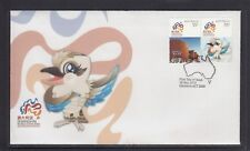 AUSTRALIA - 2010 WORLD EXPO 2010 - Shanghai , CHINA Design set J/Pair on FDC
