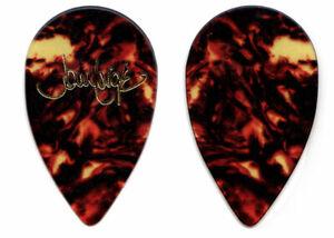 Moody Blues Guitar Pick : 2014 Tour The John Lodge Tortoise Teardrop