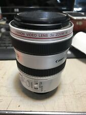 Canon XL 3.4-10.2mm f/1.8-2.2 Lens
