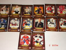 2009-10 09-10 UD BIOGRAPHY OF A SEASON 26 CARD LOT OVECHKIN, CROSBY, TAVARES