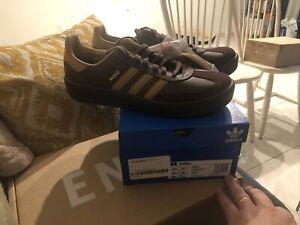 Adidas Madrid Auburn /Mesa /Brown Fx5629 size 10.5 Us Dead Stock Sneakers