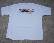Nascar Kyle Bush Rookie Of the Year Shirt L, XL New 2005
