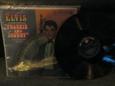 elvis presley  german RCA mono     frankie and johnny
