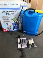 100% Electrostatic Disinfect Sprayer, Wholesale, In My Possession, Ready To Ship