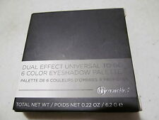 DUAL EFFECT UNIVERSAL TO GO 6-color eyeshadow palette BH Cosmetics makeup