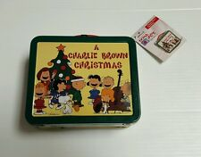 Hallmark School Days Collectors Metal Lunch Boxes A Charlie Brown Christmas