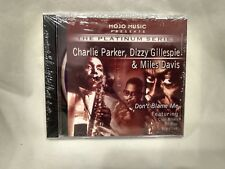 Rare Charlie Parker, Dizzy Gillespie, Miles Davis The Platinum Series NEW cd6389