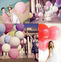 90cm grand ballons gonflables Helium Fête Décoration Anniversaire d'enfant