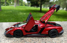 VENENO Lamborghini 1:24 Diecast Static Alloy Super Car Model Mens Gift