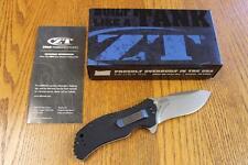 KAI Zero Tolerance ZT 0350SW Assisted Flipper Folding Knife S30V G-10 PRIORITY!!