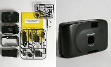 Powershovel PlaModel Do It Yourself 35mm Camera DIY Black Superheadz
