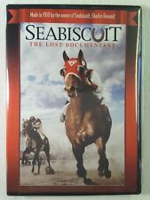 Seabiscuit - DVD - DOCUMENTARY 1939 - Americas Legendary Racehorse - Region 1