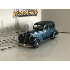 BROOKLIN BRK144 1935 STUDEBACKER Dictator 4Door Sedan Gulf  Stream Blue 1.43 NB