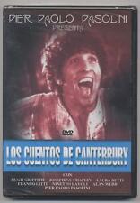 NEUF DVD LES CONTES DE CANTERBURY =los cuentos de Canterbury PIER PAOLO PASOLINI